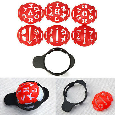 Template Drawing Golf Ball Marker Drawing Alignment Marks Tool Golf Makers