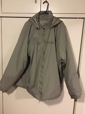Military Insulated Cold Weather Jacket Size Large Regular