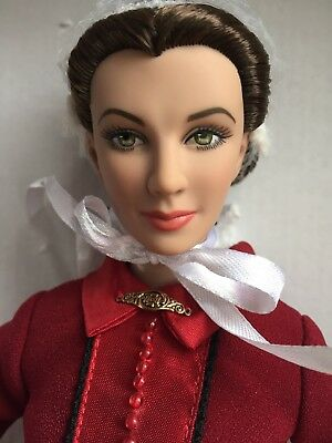 "Tonner GONE WITH THE WIND GWTW SCARLETT O'HARA SCARLETT VIVIEN LEIGH 16"" Doll LE"