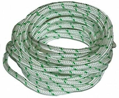 Pull Starter Cord Rope 3.5mm x 3 Metres Lawnmower Hayter Briggs Honda Engine