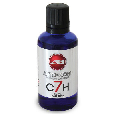Ceramic Coating C7H Nano Sealant Hydrophobic Smooth As Glass  Autobright