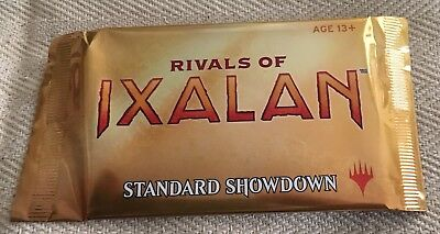 Magic the Gathering Standard Showdown Rivals of Ixalan Booster Pack New