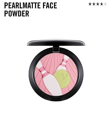 MAC Cosmetics Pearlmatte Face Powder/Multi Use~It's A Strike~Limited Edition~NEW