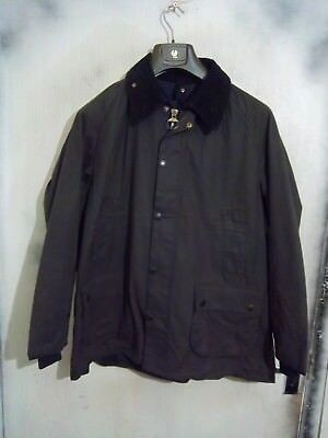 Barbour Bedale Waxed Jacket Size C44 112Cm