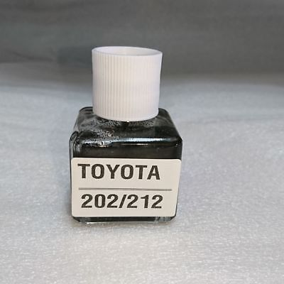 1Day Shipping-For TOYOTA Touch Up Paint Color Code 202 212 Black