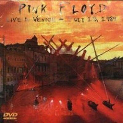 "PINK FLOYD : ""Live In Venice"" (RARE 2 CD + DVD)"