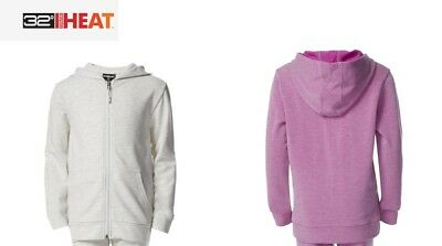 32 Degrees Heat Girls Faux Cashmere Hoodie, Pick Color, Pick Size, NWT