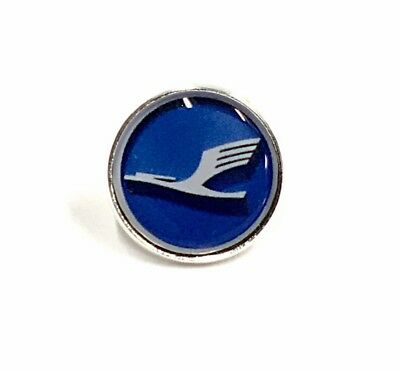 Lufthansa Airlines 747 Pin Badge Lapel The New Logo Airways.