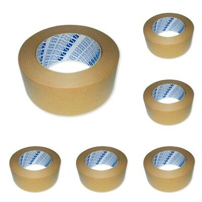 Stylus Kraft Paper Packing Packaging Carton Tape (48mm x 50m) | eco friendly