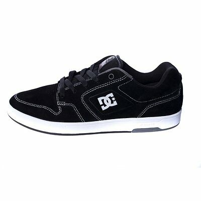 DC SHOES NYJAH S Black White White - Nera cuciture bianche