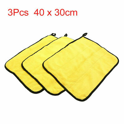 45x38cm Car Microfibre detailing towels, washing or drying towel cloth