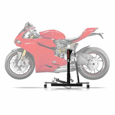 Center Spider Lift CS Power Evo Ducati 1199 Panigale, R, S 12-14 grey Centre