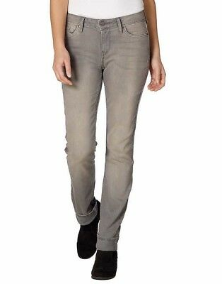 Calvin Klein Jeans Ladies' Ultimate Skinny Jean, Grey, Size 12x32, NWT