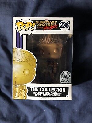 The Collector Disney Parks Exclusive Funko Pop