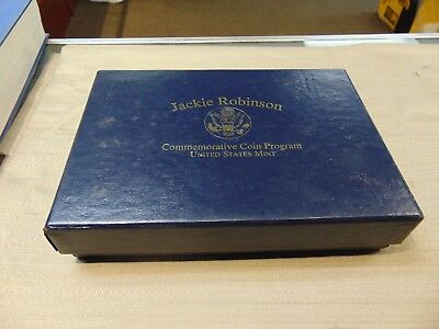 Jackie Robinson  Commemorative Coin Program  United States Mint  No Gold Coin