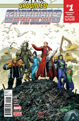 Guardians Of The Galaxy #15  -1St Print - (Marvel Comics) Boarded. Free Uk P+P!