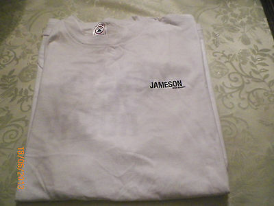Jameson Irish Whiskey  T Shirt  Size, Xl Available   100% Cotton