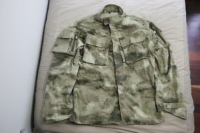 SORD Field Uniform Jacket - ATACS AU - Size Small
