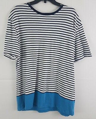 f9c76587b Tommy Hilfiger Men's Bryant Stripe Cotton T-Shirt Multi Striped