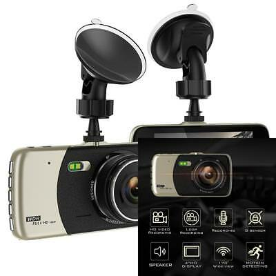 """Dash Cam, 4.0"""" Dash Camera for Cars with Full HD 1080P Front , 170 Degree..."""