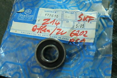 S15) Vespa PX 80 125 150 200 Cosa Radlager Bremstrommel 177610 6202 RS1 Cosa