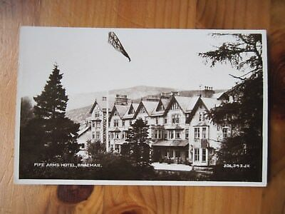 Fife Arms Hotel, Braemar  (unposted)