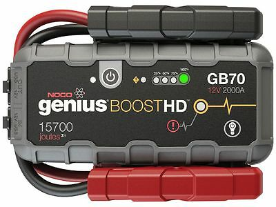 Startup Repair Device NOCO GB70 Boost Sport 2000A 12V Jump Starter Lithium-ion