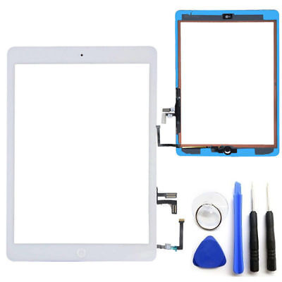 OEM iPad 2 3 4 Air Mini 1 2 3 Touch Screen Digitizer Replacement w/ Adhesive