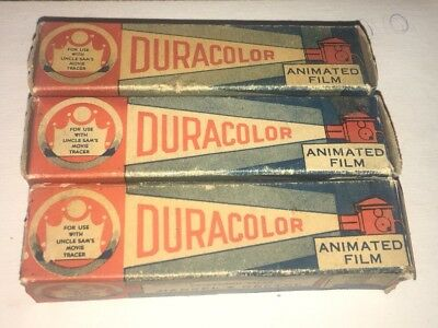1930's DURACOLOR ANIMATED Film Hansel & Gretel, Scrappy, Jack & The Beanstalk!!
