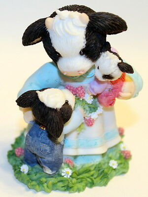 Mary's Moo Moos Enesco 2004 Roses Are Red Violets Are Blue 119282