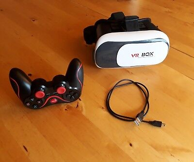 Vr brille Handy Android ab 4.0 Controller Bluetooth