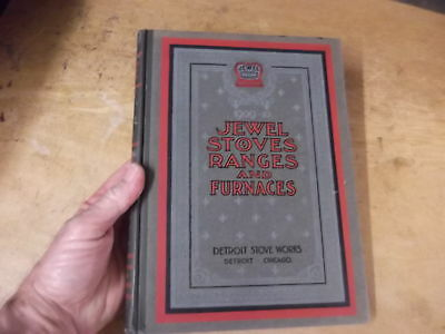 Detroit Stove Works-Jewel Stoves, Ranges and Furnaces-Stove Catalog No. 88, 1909