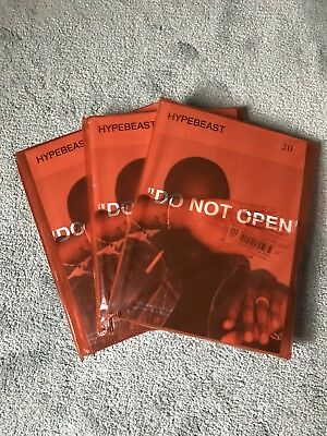 """HYPEBEAST Magazine - 20: The X Issue w/Virgil Abloh """"Off-White"""""""