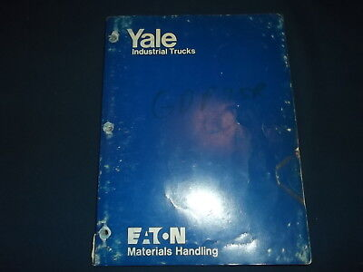 Yale gp glp gdp 040 060 rf tf forklift lift truck parts manual book yale gdp 040r gdp 050r forklift lift truck parts manual book catalog itd fandeluxe Image collections