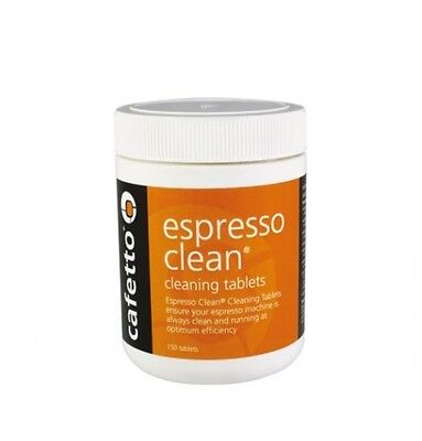 150 Tablets Espresso Clean - Cafetto