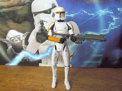 Star Wars Figur, Clone Trooper, Actionfigur, Hasbro, K10.