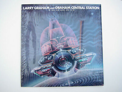 Graham Central Station - My Radio Sure Sounds Good To Me * LP 1978 * BSK 3175
