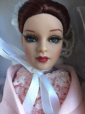 """Tonner TINY KITTY 10"""" PERFECTLY PINK Dressed Fashion Doll NRFB 2015 LE 500"""