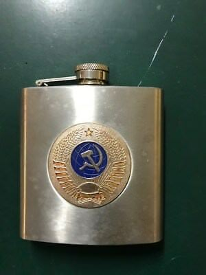 TRINKFLASCHE FLACHMANN ROTE ARMEE UdSSR СССР USSR SOWJETUNION RUS