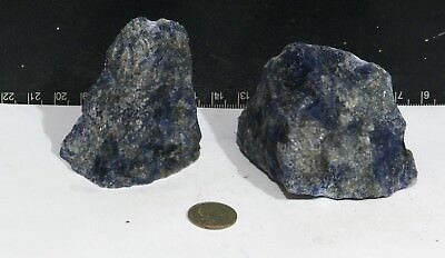 1179 ct. ROUGH SODALITE, CAB Quality. * Natural, NO treatments *   18-129