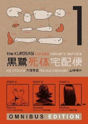 Kurosagi Corpse Delivery Service, The: Book One Omnibus 9781616557546
