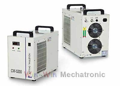 Industrial Water Chiller Cool single 50W-75W laser diode CW-5200AI 220V 50HZ