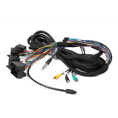 17 pin 40 pin extended wiring harness for eonon ga8166 ga8150a rh picclick co uk Trailer Wiring Harness Wiring Harness Connectors