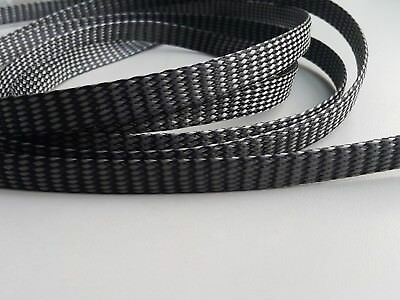 Cable Sleeving High Density Braided  8mm 10mm 12mm 15mm Expandable Sleeve