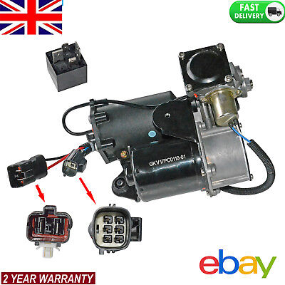 Air Compressor Pump FIT For Land Rover Ranger Rover Sport Discovery 3 LR023964
