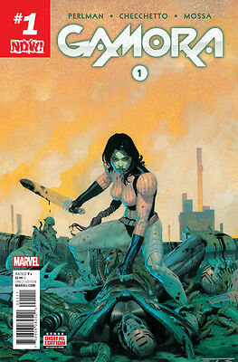 Gamora #1 - New Series - 1St Print - (Marvel Comics) Boarded. Free Uk P+P!
