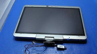 "OEM HP Elitebook 2730p Matte LCD 12 1/"" Screen Assembly COMPLETE TESTED B Grade"