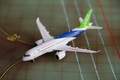 SkyWings 1/400 COMAC C919 B-001A China's first Trunkliner diecast