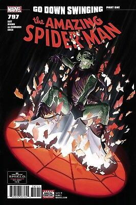 Amazing Spider-Man #797 Sold Out Issue Osborn Red Goblin - Nm.