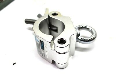 Global Truss Pro Clamp w/ Eyebolt 5033 for F23 F24 Stage Lighting